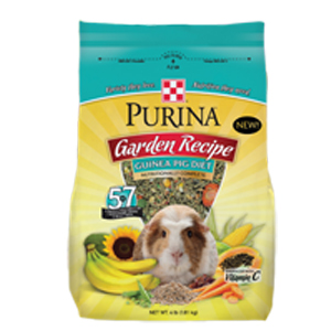 Guinea Pig Dry Food Recipe