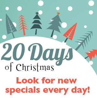 20 Days of Christmas At Ark :: Ark Country Store