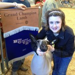 Christen Harris - Grand Champion Market Lamb- https://www.arkcountrystore.com/