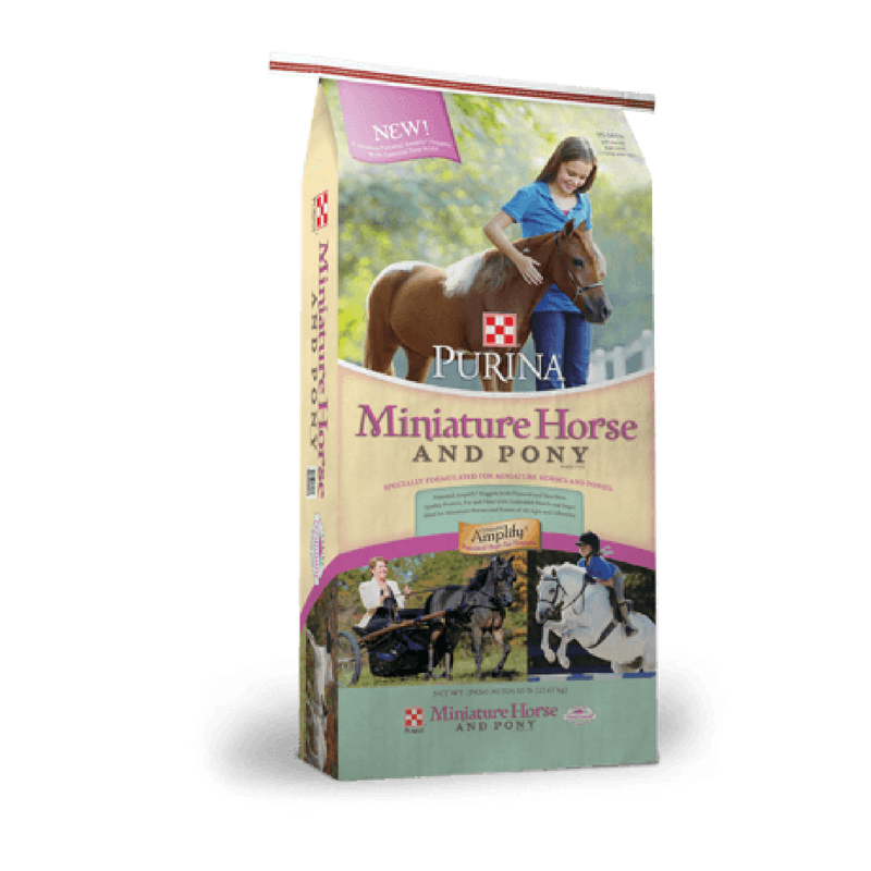 Purina Miniature Horse and Pony