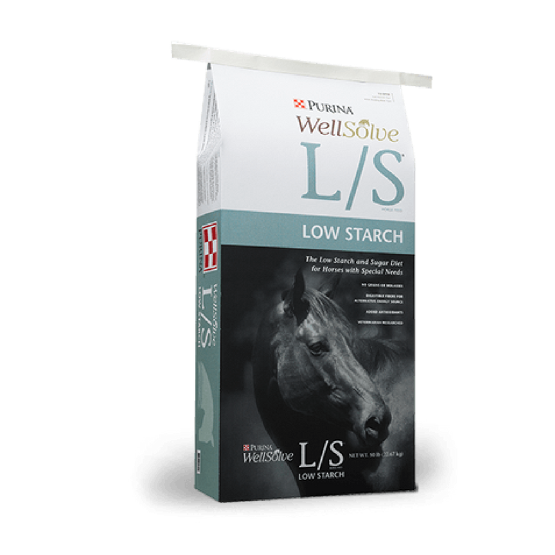 Purina WellSolve L/S Horse Feed