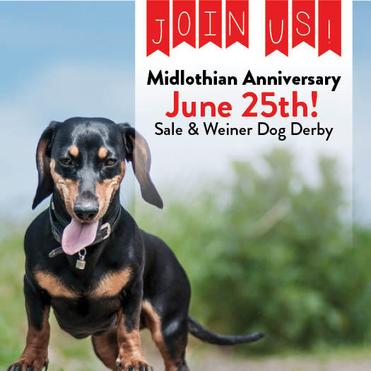 Anniversary Sale & Weiner Dog Race :: Ark Country Store