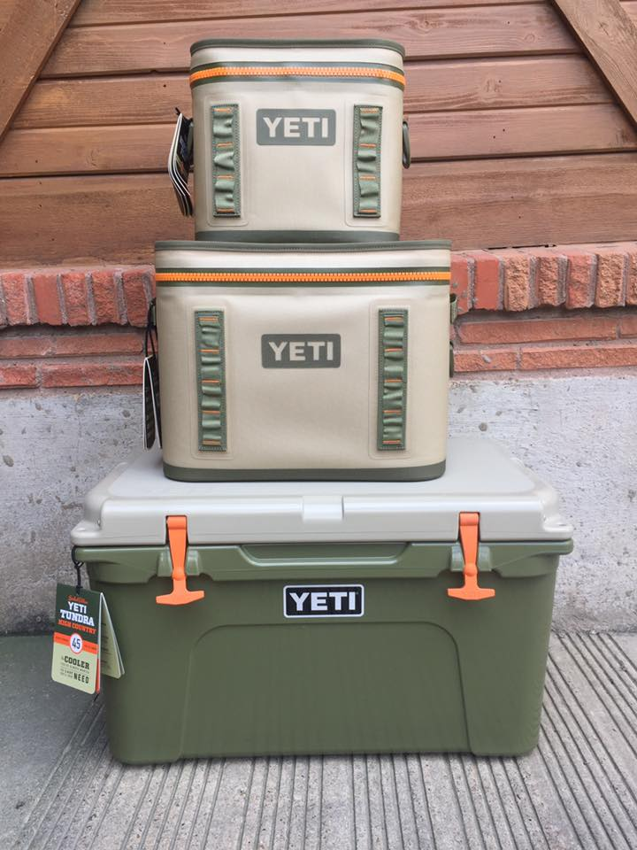 New Yeti Products In Stock