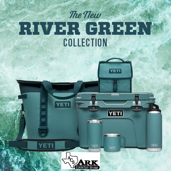 Yeti River Green Collection