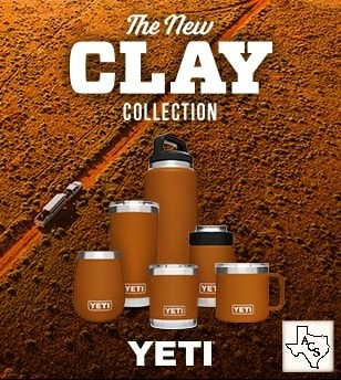 Yeti Clay Collection